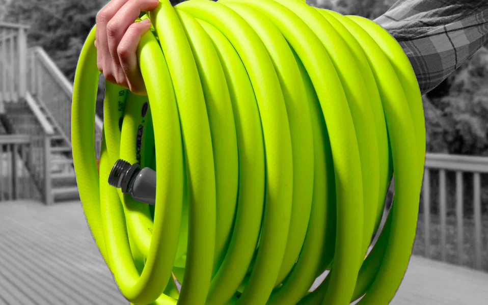 The Best Garden Hoses for Home Use