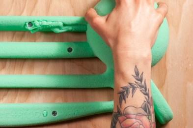 so ill hangboard iron grip