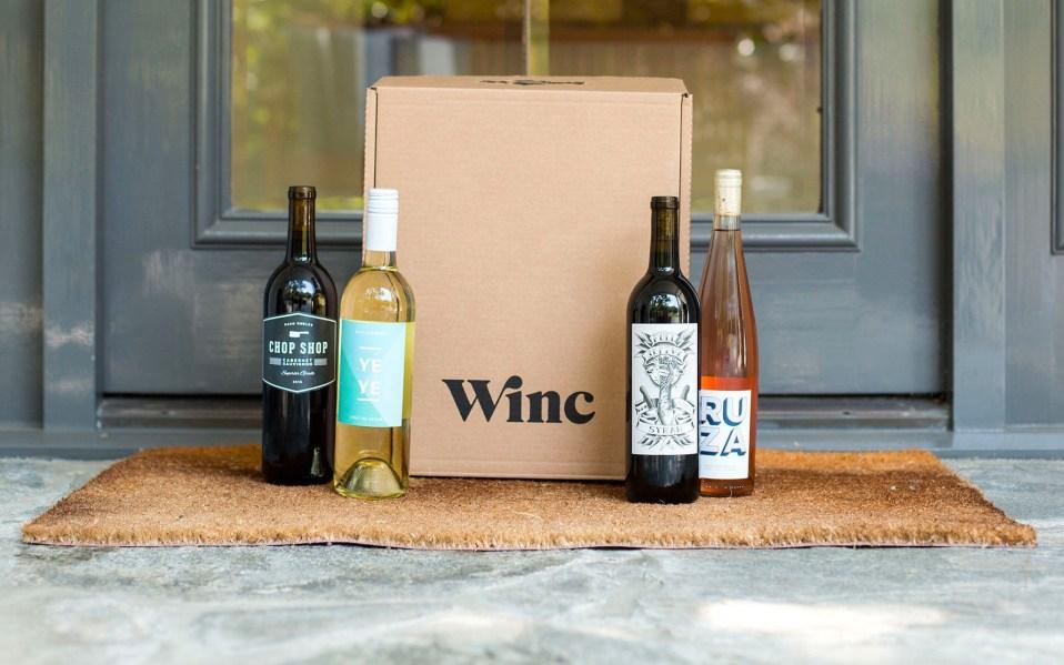 Winc Wine, best last minute gift