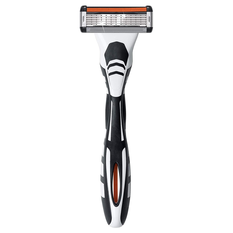 BIC flex 5 hybrid 5 blade disposable razor; best razor for men