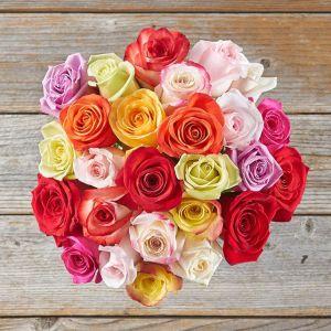 exuberance bouquet, best places to order flowers online