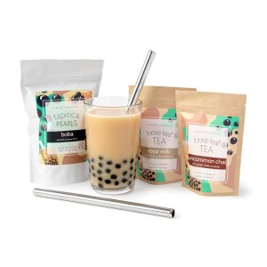 best gifts for mom - Bubble Tea Kit