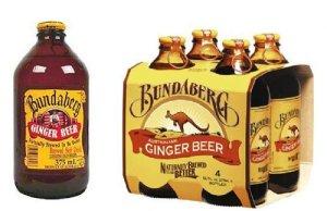 best ginger beer bundaberg