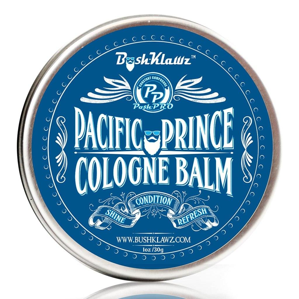 BushKlawz Pacific Prince solid cologne