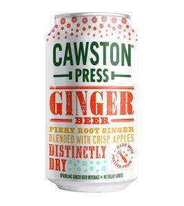 best ginger beer cawston press