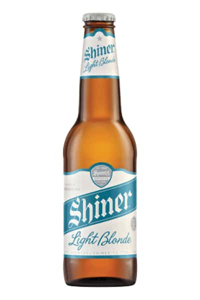 Shiner Light Blonde Ale