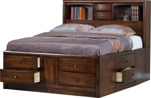 best storage beds coaster home furnishings hillary