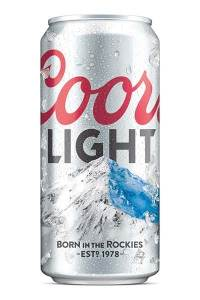 Coors Light Beer