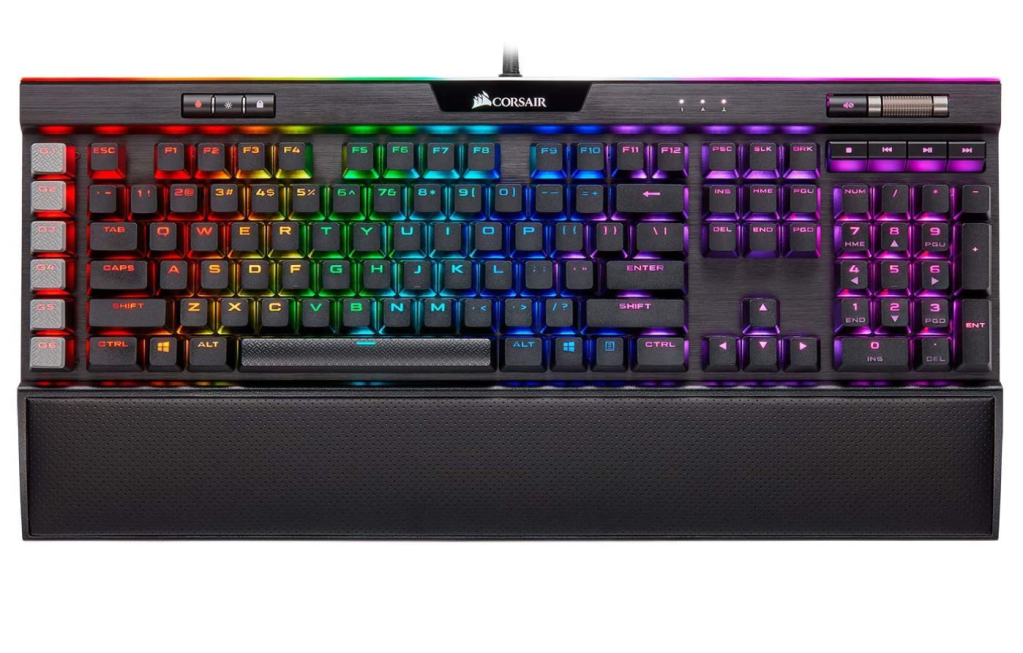 best gaming keyboard corsair