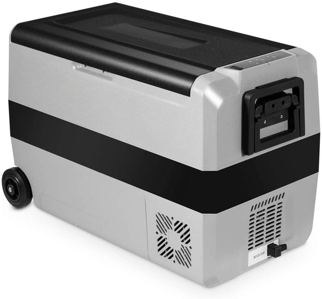 Portable Meat Freezer