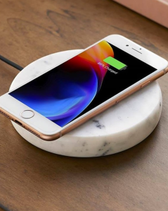 Eggtronic Wireless Charger Stone