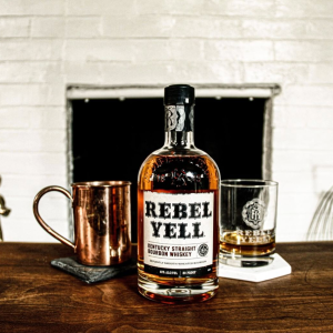 Rebel Yell Kentucky Straight Bourbon Whiskey