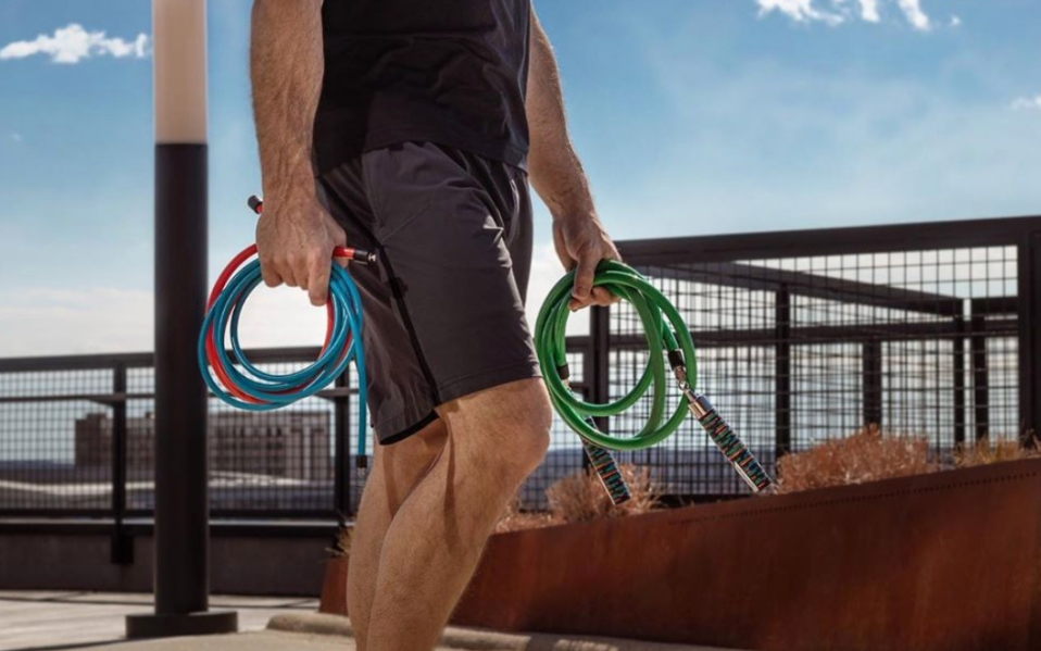 crossrope weighted jump ropes