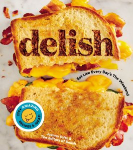 Eat Delish Cookbook