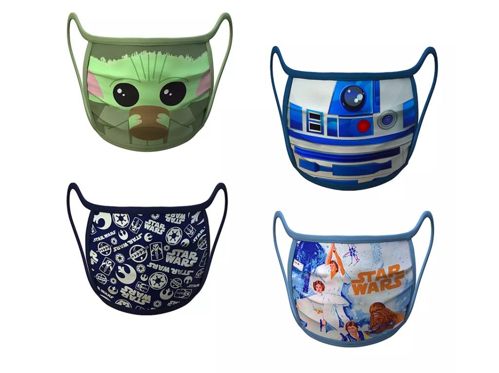 masques de Disney