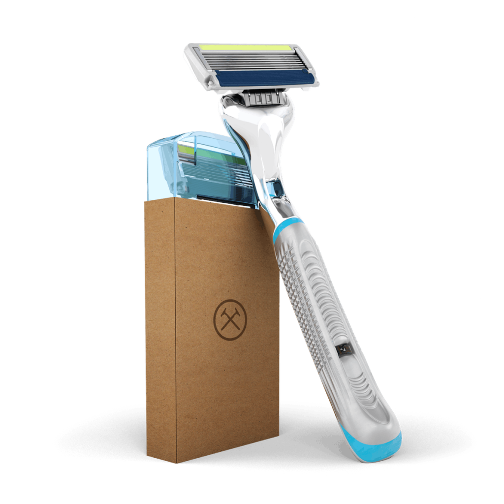 best razors for men - dollar shave club