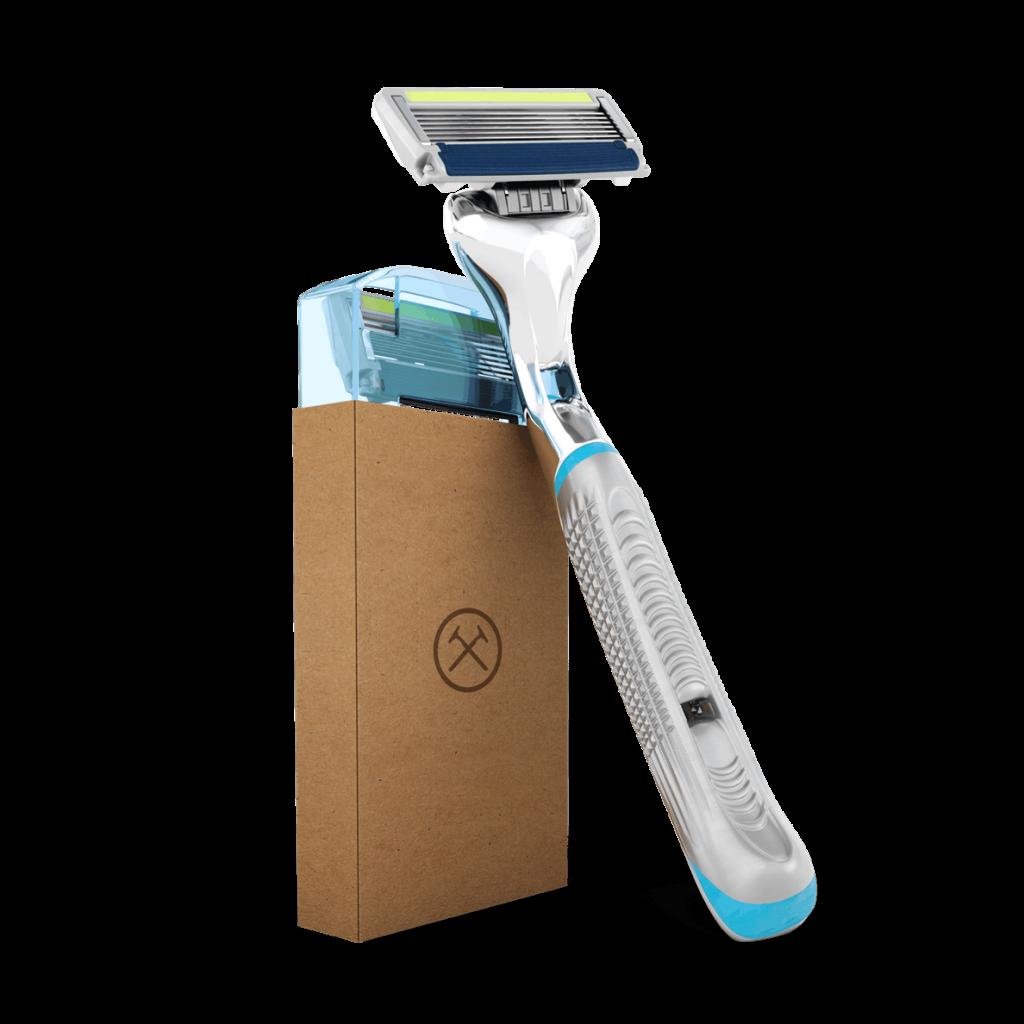best razors for men - dollar shave club