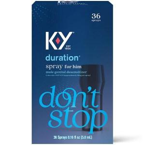 K-Y Duration Male Spray