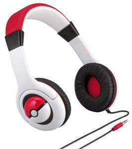 eKIDS – Pokemon Wired On-Ear Headphones