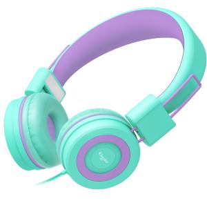 kids headphones elecder i37