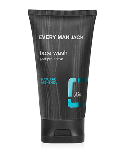 every man jack face wash, best face washes for men