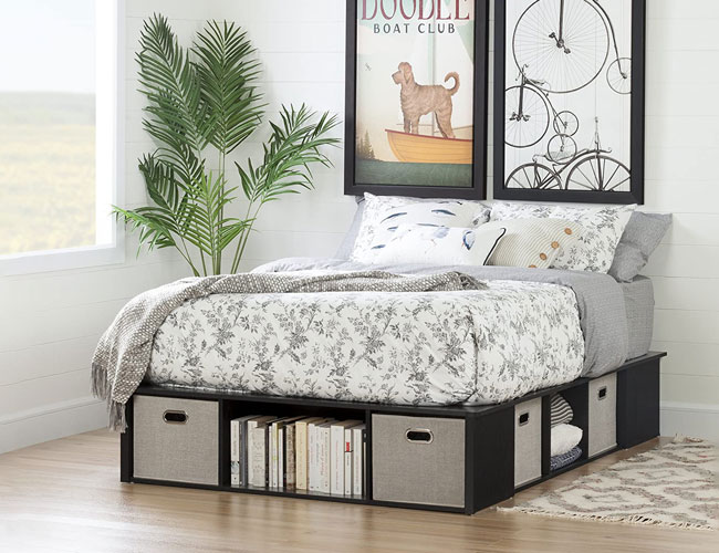 The 16 Best Storage Beds Of 2020 For A, Best Queen Platform Bed With Storage