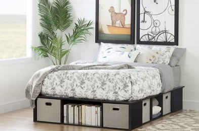 Buy a Bed with Built-In Storage and You'll Wonder Why You Didn't Upgrade Sooner