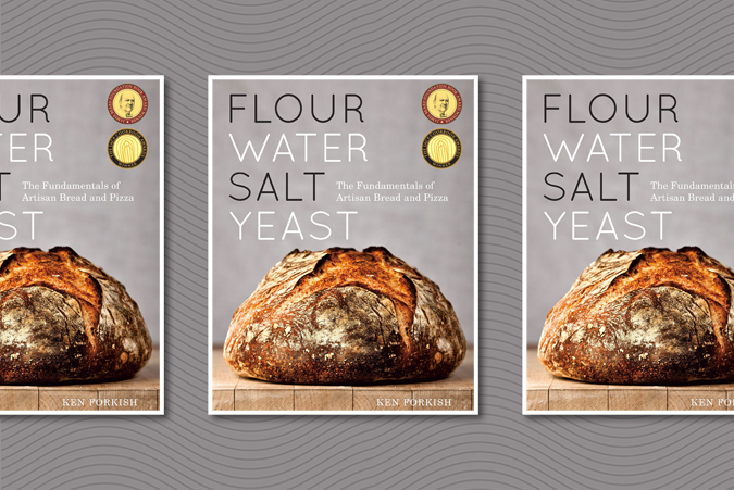 Flour Water Salt Yeast Anyone Can Bake Bread With This Awesome Book Spy