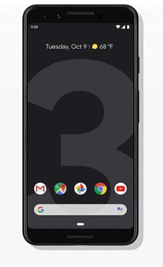 budget android phones pixel 3