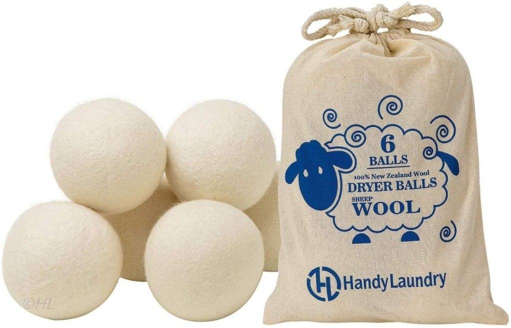 best dryer balls handy laundry wool