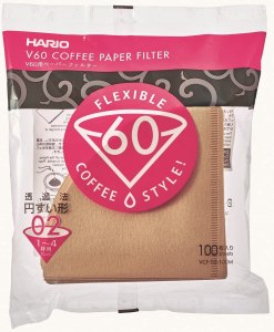 Hario V60 Paper Coffee Filter