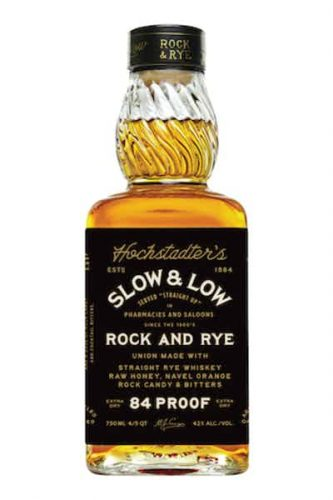 Hochstadter's Slow & Low Rock and Rye Whiskey