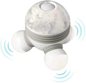 electric back massager homedics marbelous mini
