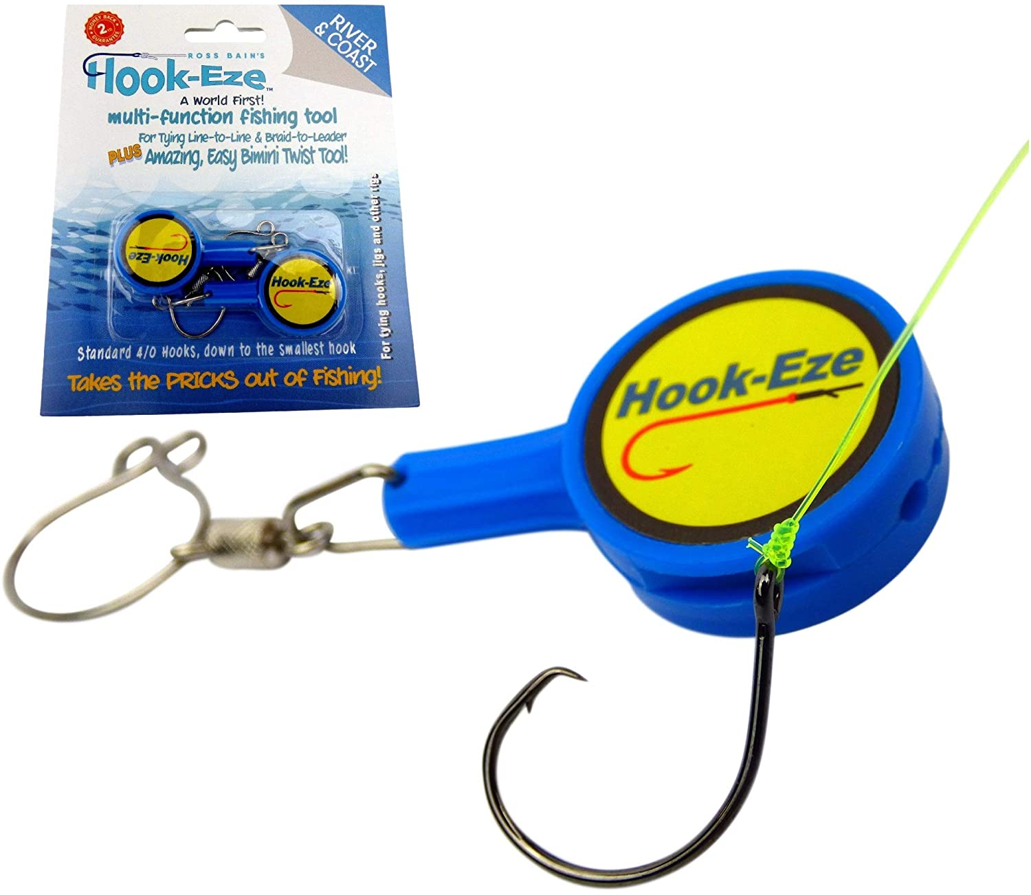 The Best Knot Tying Tool For Fishing Fans In 2020 Spy