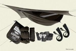 best camping hammocks - Hennessy Hammock