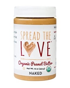 Spread the Love Peanut Butter