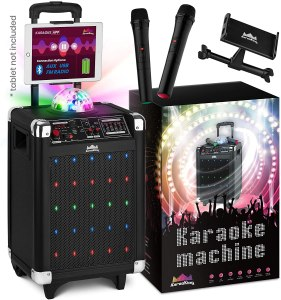 best karaoke machine karaoking