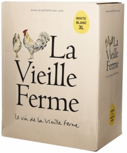 La Vieille Ferme Boxed wine, best boxed wine