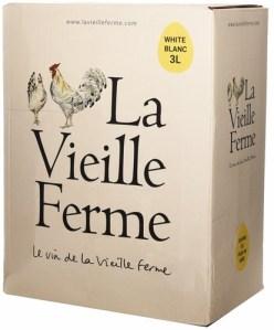 La Vieille Ferme Boxed wine, best boxed wine