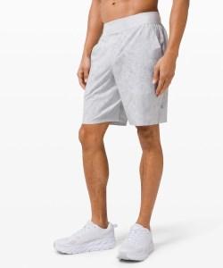 Lululemon linerless shorts, mens lululemon clothing