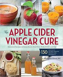 madeline given the apple cider vinegar cure