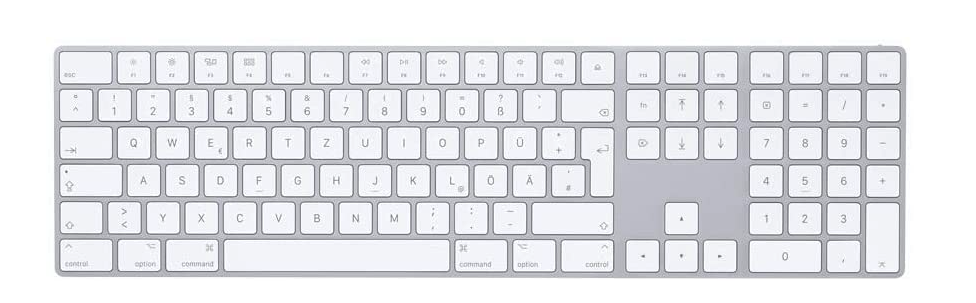 Apple Magic Keyboard wireless keyboard
