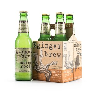 Maine ginger Beer