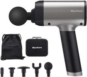 electric back massager maxkare massager gun