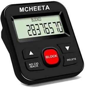 MCHEETA Premium Phone Call Blocker