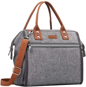 MOKALOO Large Capacity Lunch Tote