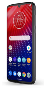 budget android phones moto z4