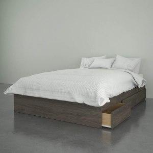 best storage beds nexera
