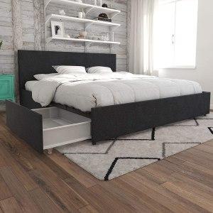 best storage beds novogratz kelly