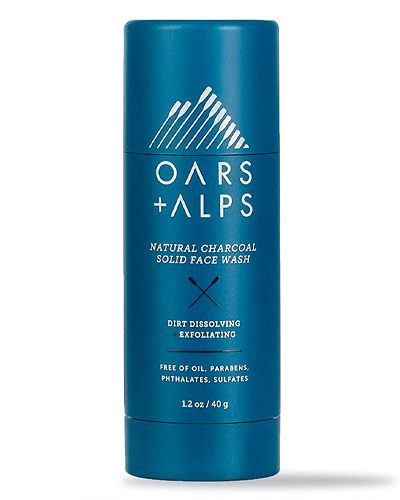 oars and alps face wash for men